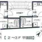 全室角部屋タイプ